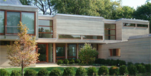A LAKESIDE CONTEMPORARY LANDSCAPE, KENILWORTH, IL